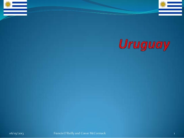 Uruguay 4th year