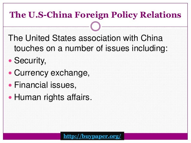 us and china relationship in trade