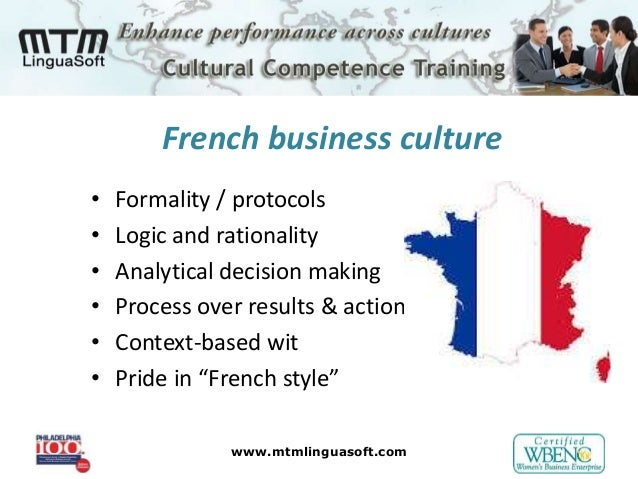 cross cultural communication and french culture 3 french culture 15 what are the challenges in cross-cultural communication between the countries 2 how can these challenges can be managed.