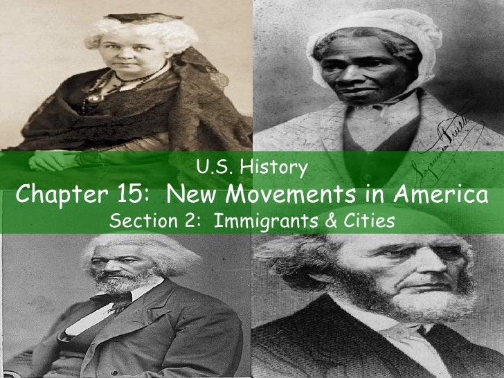 US History Ch 15.2