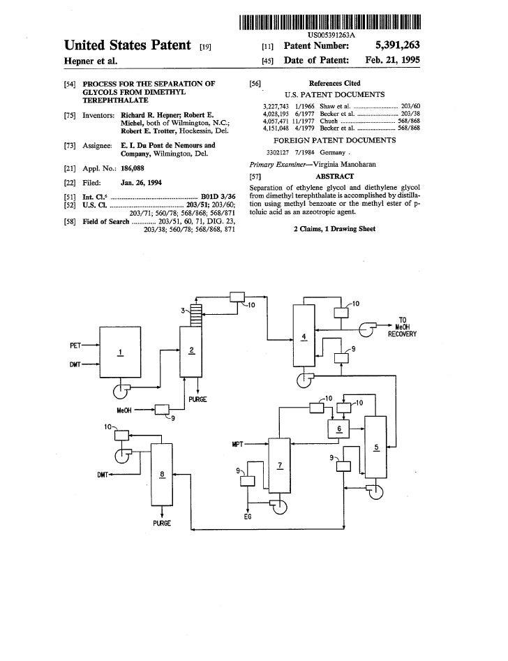 U S Patent