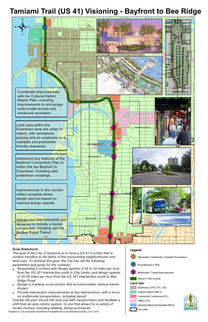 Coordinate improvements    with the Cultural District    Master Plan, including    improvements to encourage    multi-moda...