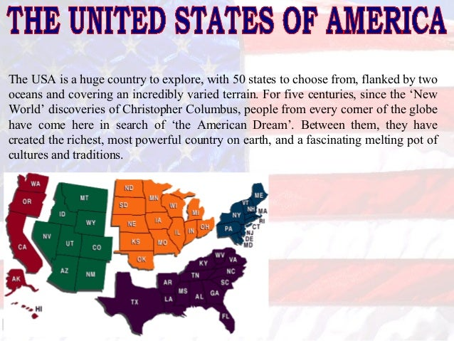 The USA is a huge country to explore, with 50 states to choose from, flanked by two oceans and covering an incredibly vari...