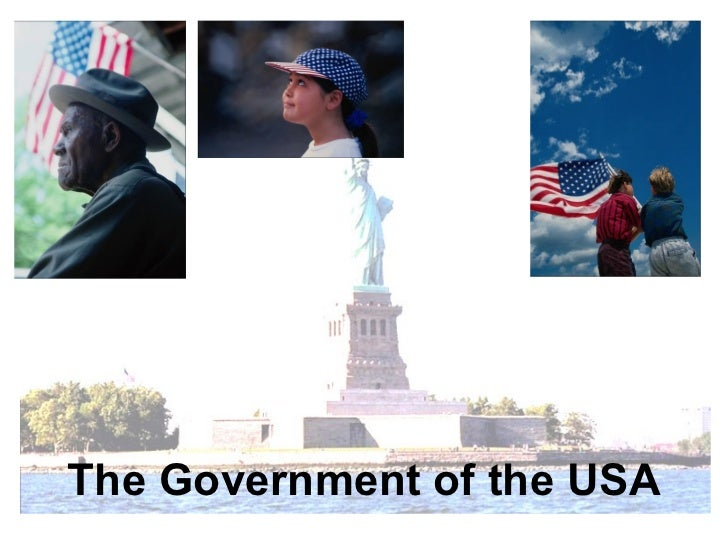 US system of government