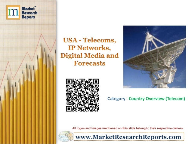 USA - Telecoms, IP Networks, Digital Media and Forecasts