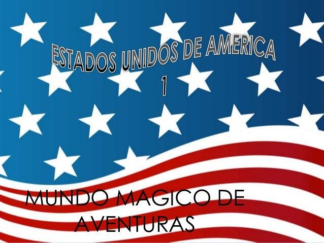 MUNDO MAGICO DE AVENTURAS