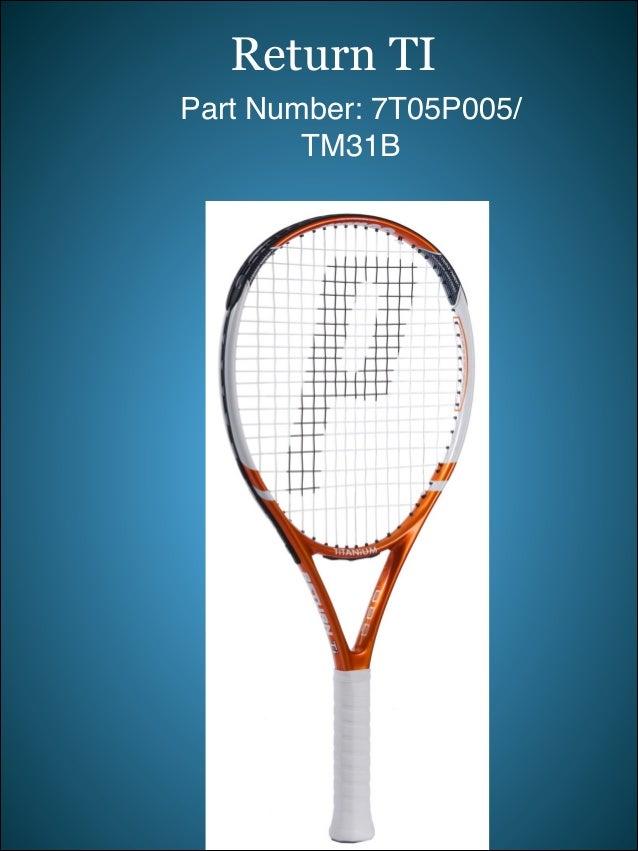 Return TI Part Number: 7T05P005/ TM31B