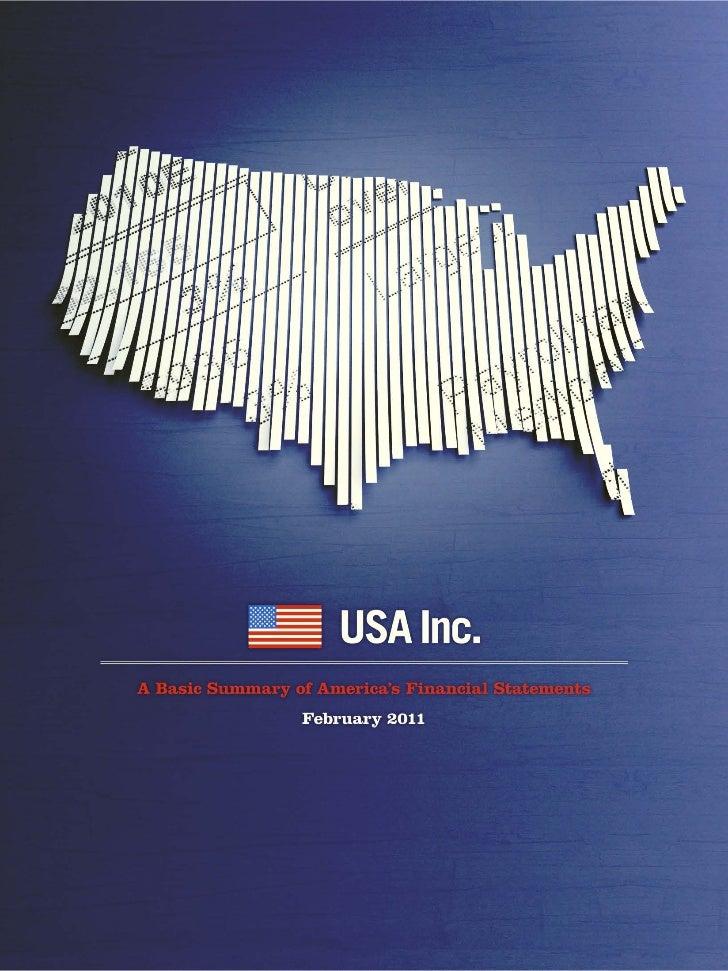 Usa Inc