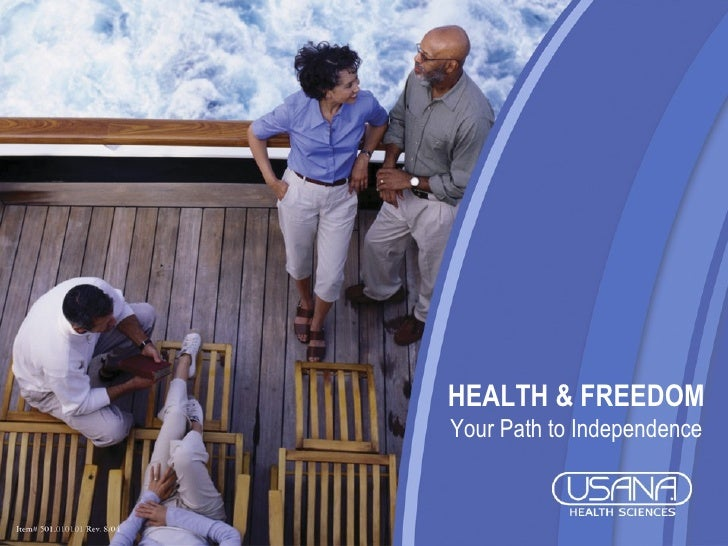 HEALTH & FREEDOM Your Path to Independence