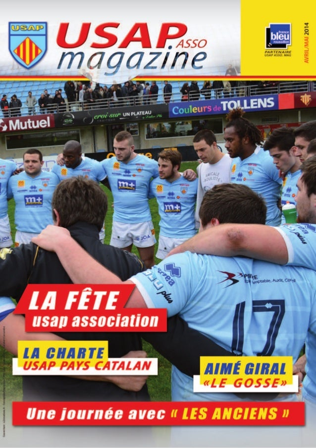 Magazine Association USAP avril-mai 2014
