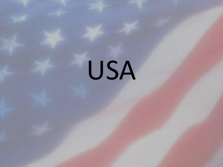USA<br />
