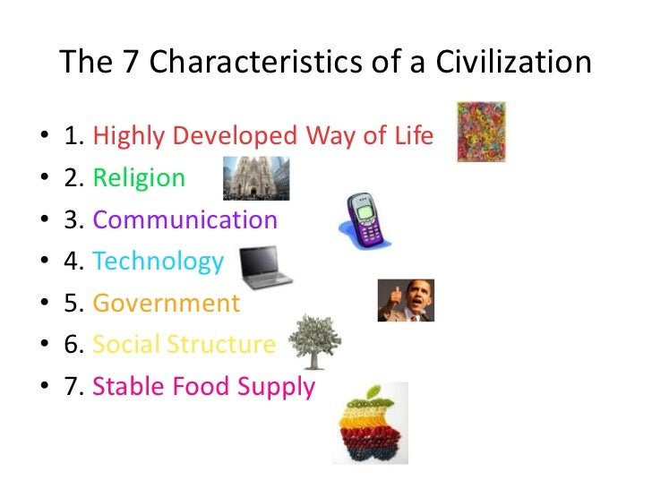 5l lily civilization for 6 characteristics of bureaucracy