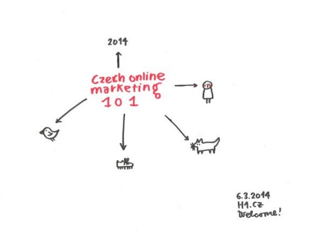 Czech online marketing for US students