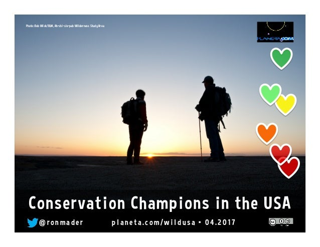 Go Wild: Engaging Conservation Champions in the USA