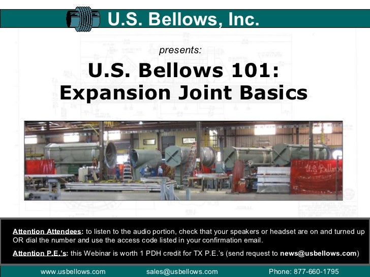 US Bellows 101
