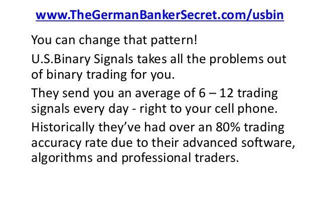 Faunus binary options trading signals