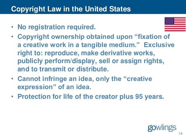 Canadian Copyright Laws?