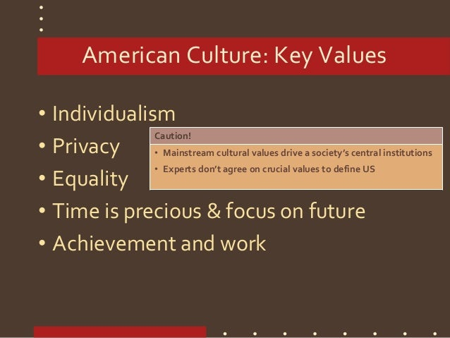 the puritan values in the american culture today The puritans had a profound effect upon american culture living in todaythe puritans were keen to puritanism and its impact on american values.