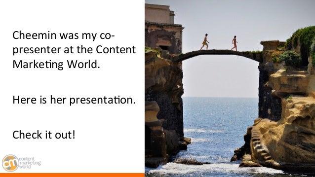 Use Big Data to Improve Content Marketing - Cheemin