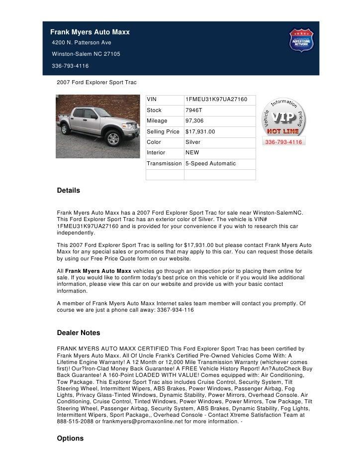 Used_2007_Ford_Explorer_Sport_Trac_for_Sale_Near_Winston_Salem_NC_-_Stock_7946T