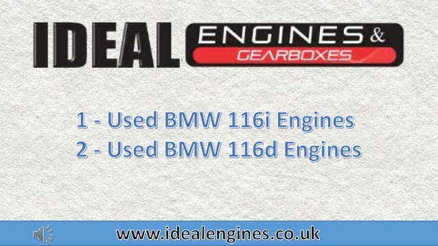 Premium Quality Bmw 116i Bmw 116d Used Engines For Sale