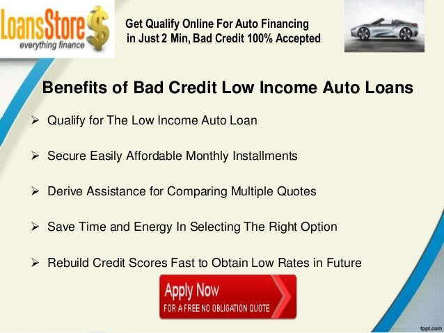 how to get accepted for car loan