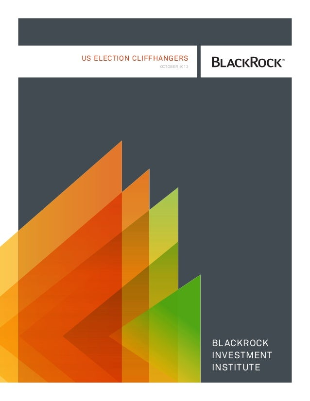 U.S. Election Cliffhangers - BlackRock Investment Institute