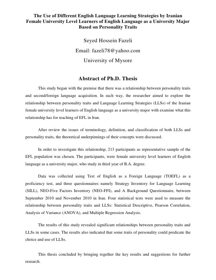 Educational technology phd thesis