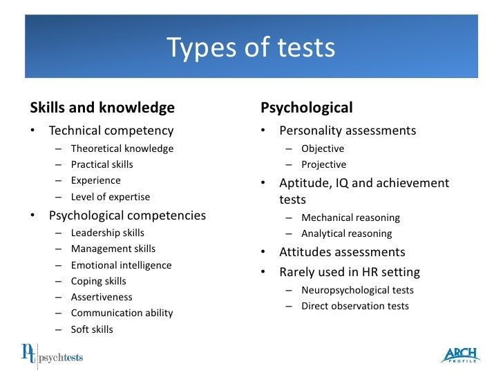 personality tests in recruitment Top 5 personality tests to find the right people for your company in interviews — by joan herbert while skills, qualifications and professional experience are important factors recruiters take into account when searching for candidates to fill a vacant position, a candidate's personality can be just as essential.