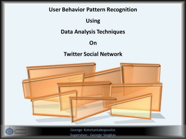 thesis pattern recognition