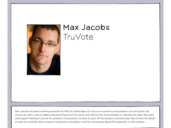 User Journey - Max
