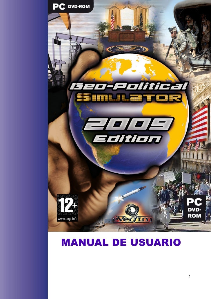 MANUAL DE USUARIO                       1