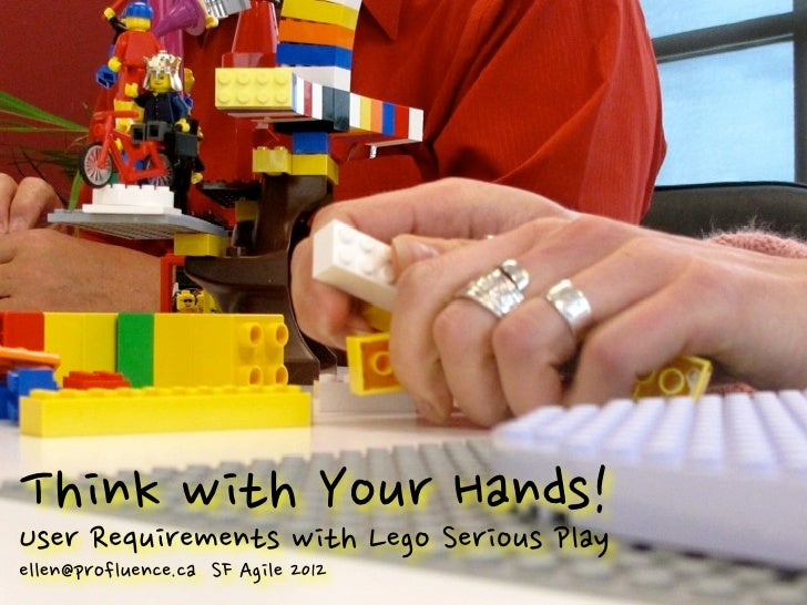 User requirements with lego