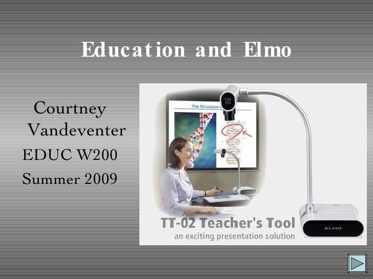 Elmo PowerPoint