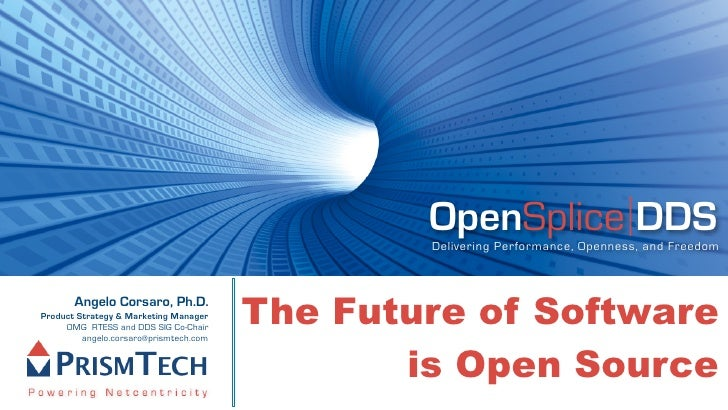 The Future of Software is Open Source
