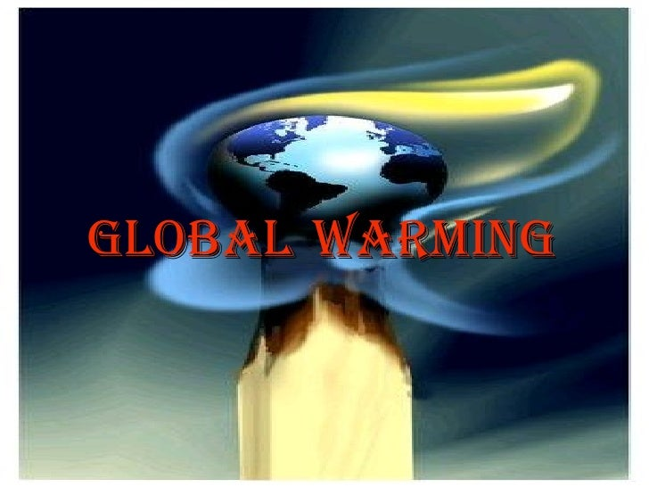 Global warming explained