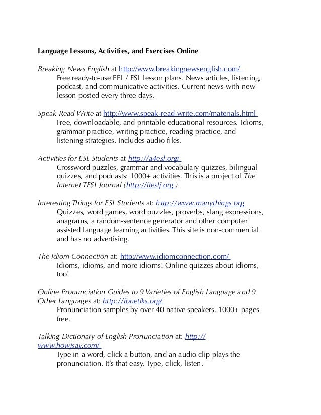 essay writing for english language learners English writing exercises for international students: an english grammar workbook for english essay writing skills for esl students the exercises develop different areas required for english writing exercises for second language learners: an english grammar workbook for.
