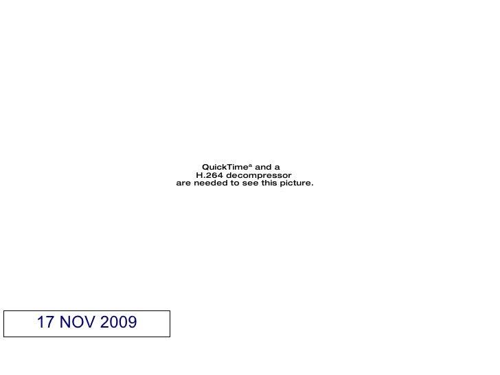 17 NOV 2009