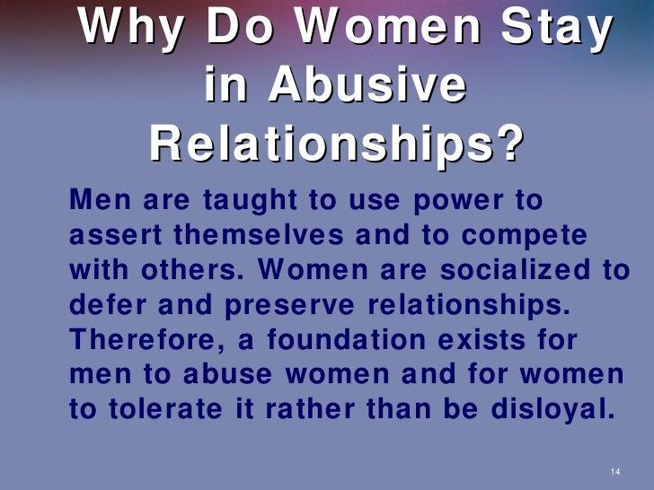 socialized abusive