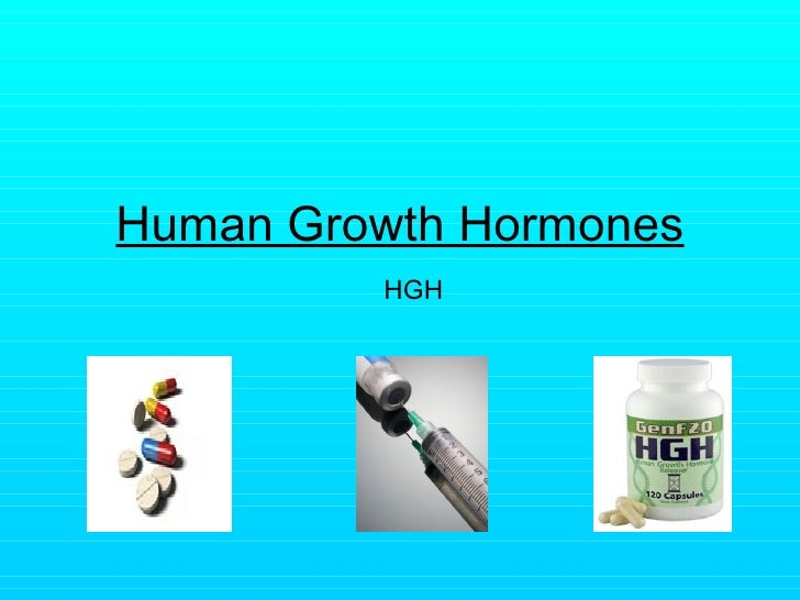 Human Growth Hormones   HGH