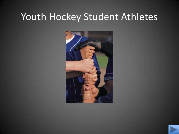 Youth Hockey Student Athletes <br />