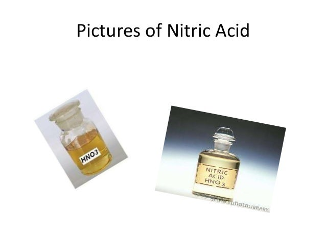 Is Nitric Acid Used In Car Batteries