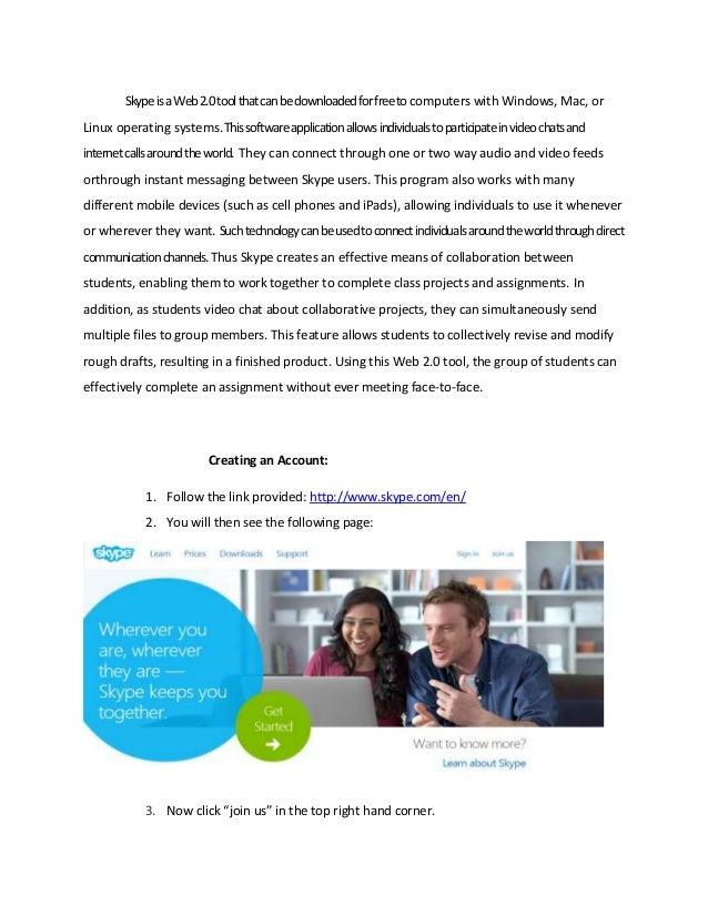 Use this ci 350   web 2.0 tutorial (kayla's)