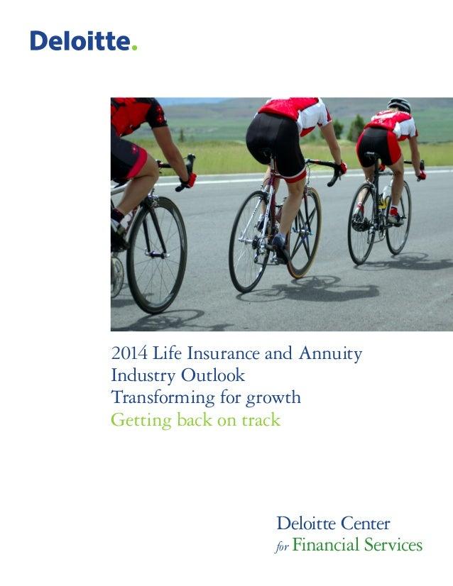 2014 Deloitte Life Insurance Outlook
