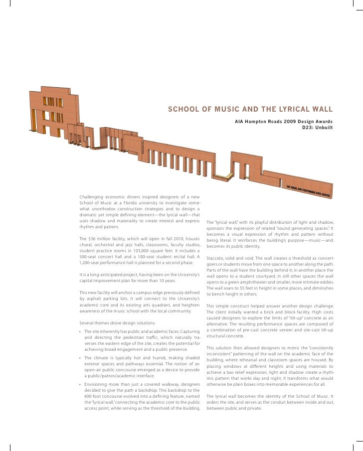 School of MuSic and the lyrical Wall                                                                                    ai...