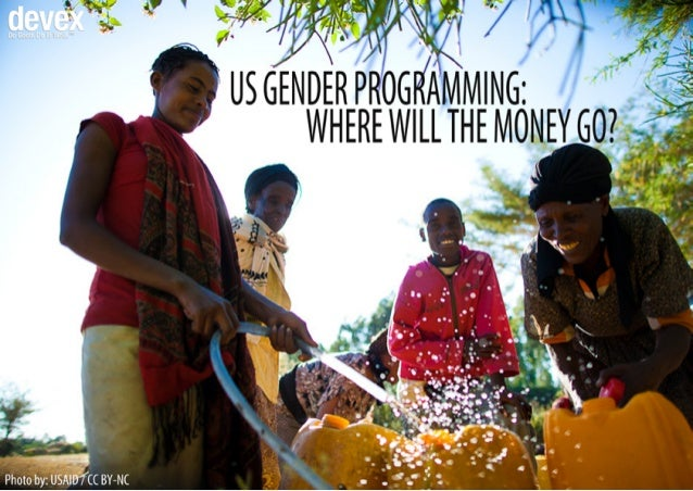 US Gender Programming: Where Will the Money Go?