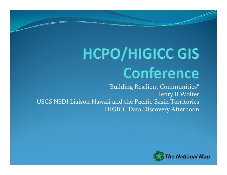 USGS Updates