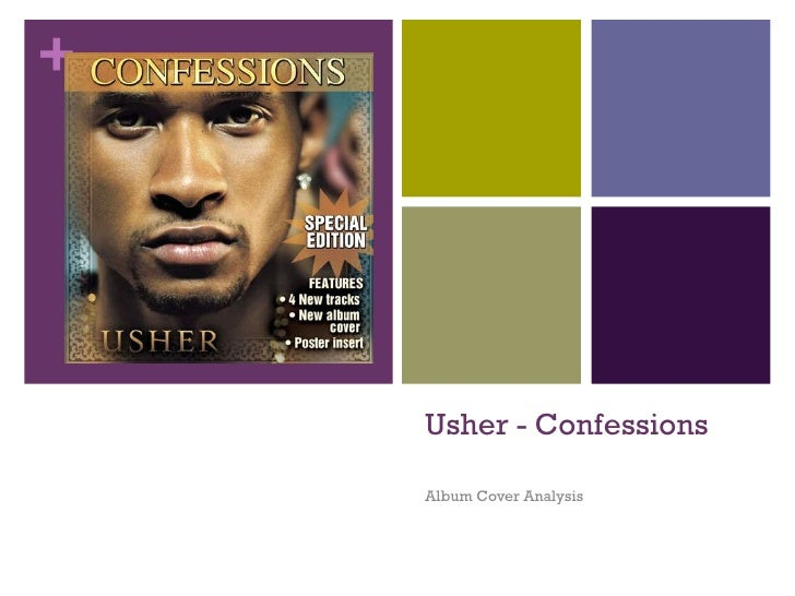 Usher - Confessions Album Cover Analysis