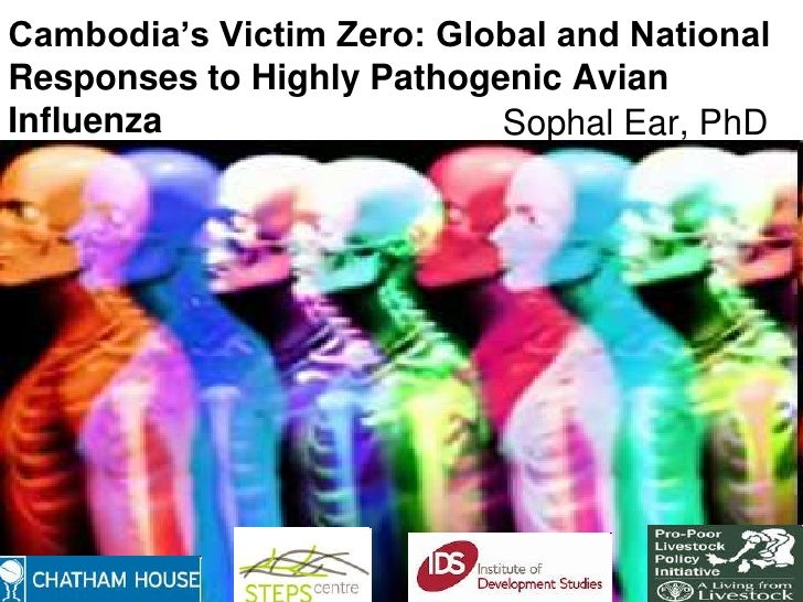 Cambodia's Victim Zero: Global and National Response to Highly Pathogenic Avian Influenza by Sophal Ear