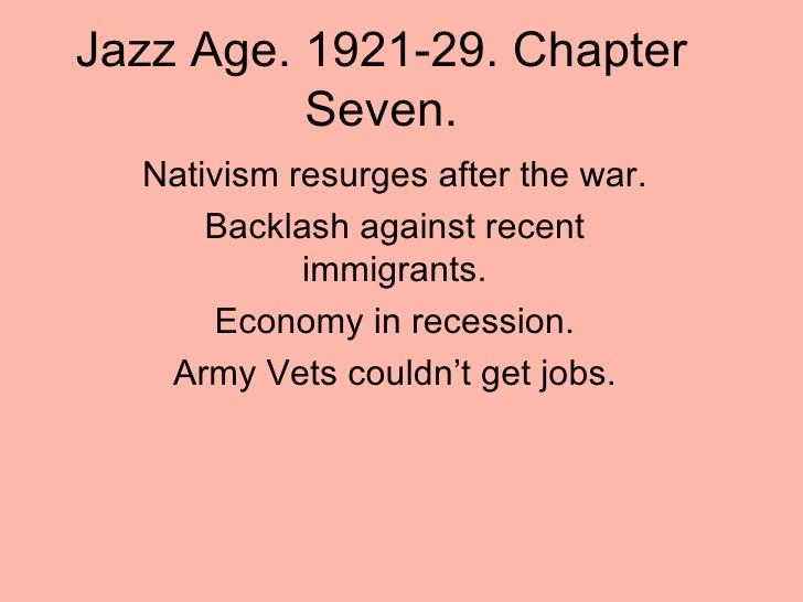 USH History Ch. Seven